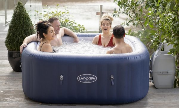 lay-z spa Hawaii Airjet, lazy spa Hawaii air jet Eazy Direct outdoors picture payl8r hot tub 0% finance payl8r pay monthly pay weekly hot tub low credit bnm wayfair the range cheap hot tub buy now pay later lay z spa layzspa hot tub vegas inflatable financing low credit bad credit, 6 people