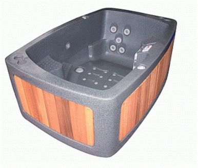 grey duospa small Eazy Direct roto spa lazy spa hot tub 0% finance waterfall lights RotoSpa Orbis grey eazy hire easy direct payl8r pay monthly pay weekly hot tub low credit bnm wayfair the range cheap hot tub buy now pay later lay z spa hot tub financing Eazy hot tubs
