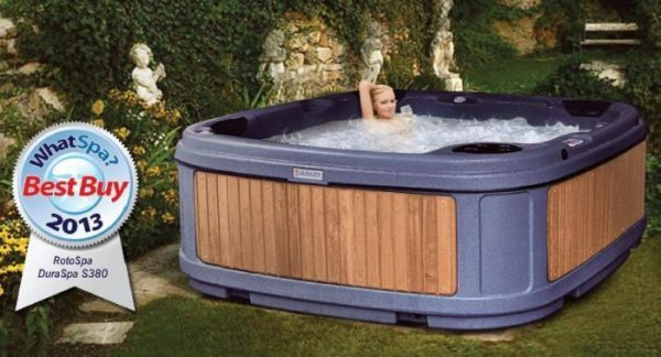 duraspa blue teak panel Best Buy Eazy Direct roto spa lazy spa hot tub 0% finance waterfall lights RotoSpa Orbis grey eazy hire easy direct payl8r pay monthly pay weekly hot tub low credit bnm wayfair the range cheap hot tub buy now pay later lay z spa hot tub financing Eazy hot tubs