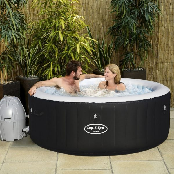 lay-z spa miami hot tub, lazy spa Miami hot tub Eazy Direct payl8r hot tub 0% finance payl8r black hot tub pay monthly pay weekly hot tub low credit bnm wayfair the range cheap hot tub buy now pay later lay z spa layzspa hot tub vegas from above inflatable financing low credit bad credit