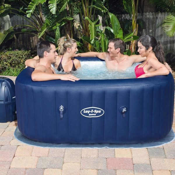 lay-z spa Hawaii Airjet, lazy spa Hawaii air jet on mat 5 person Eazy Direct payl8r hot tub 0% finance payl8r pay monthly pay weekly hot tub low credit bnm wayfair the range cheap hot tub buy now pay later lay z spa layzspa hot tub vegas inflatable financing low credit bad credit
