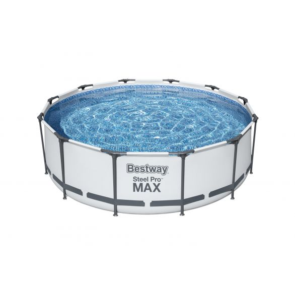 Bestway steel pro max frame pool,12ft pool, garden pool, steel frame pro pool, grey garden pool, bestway pool set, 10ft frame pool, paddling pool large with pool filter, garden hot tub, hot tub mat, Eazy Direct Laybuy hot tub Klarna hot tub 0% finance payl8r pay monthly pay weekly kids pool, paddling pool, garden pool, low credit bnm wayfair the range cheap hot tub buy now pay later lay z spa layzspa hot tub lazy spa vegas inflatable financing low credit, clear background
