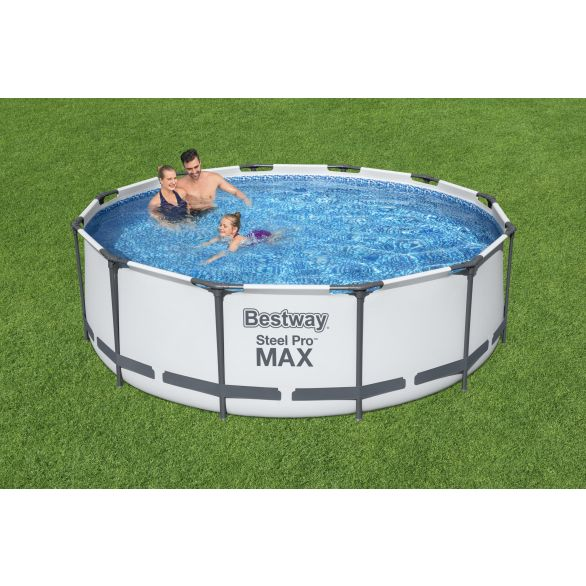 Bestway 12ft steel pro max frame pool,12ft pool, garden pool, steel frame pro pool, grey garden pool, bestway pool set, 10ft frame pool, paddling pool large with pool filter, garden hot tub, hot tub mat, Eazy Direct Laybuy hot tub Klarna hot tub 0% finance payl8r pay monthly pay weekly kids pool, paddling pool, garden pool, low credit bnm wayfair the range cheap hot tub buy now pay later lay z spa layzspa hot tub lazy spa vegas inflatable financing low credit