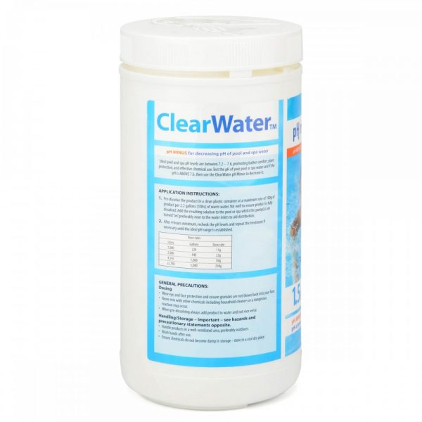 description clearwater ph- ph minus clear water chlorine granules, chlorine, ph+ ph- ph down, ph up, foam remover, testing strips, water testing strips, paddling pool large, garden hot tub, hot tub mat, Eazy Direct payl8r hot tub 0% finance payl8r pay monthly pay weekly kids pool, paddling pool, garden pool, low credit bnm wayfair the range cheap hot tub buy now pay later lay z spa layzspa hot tub lazy spa vegas inflatable financing low credit bad credit