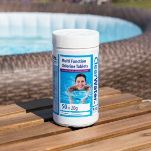 50 clearwater chlorine tablets, 20g, clear water chlorine granules, chlorine, ph+ ph- ph down, ph up, foam remover, testing strips, water testing strips, paddling pool large, garden hot tub, hot tub mat, Eazy Direct payl8r hot tub 0% finance payl8r pay monthly pay weekly kids pool, paddling pool, garden pool, low credit bnm wayfair the range cheap hot tub buy now pay later lay z spa layzspa hot tub lazy spa vegas inflatable financing low credit bad credit